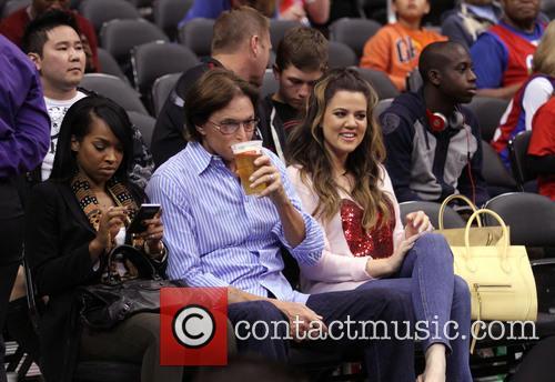 Malika Haqq, Bruce Jenner and Khloe Kardashian 5