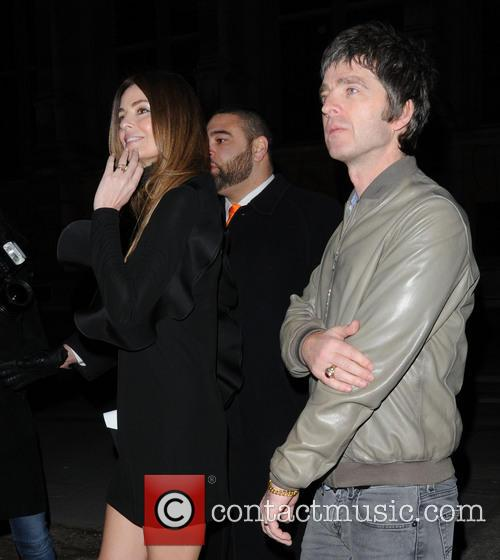 Sara Mcdonald and Noel Gallagher 4
