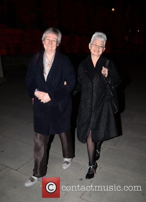 David Bowie and Jacqueline Wilson 3