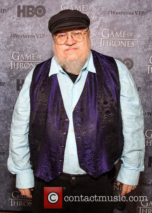 George R. R. Martin's 'Wild Cards' Series Is Coming To Television