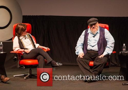 Kara Swisher and George R.r. Martin 5