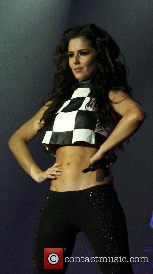 Cheryl Cole Tattoo