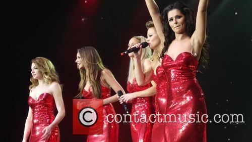Kimberley Walsh, Nicola Roberts, Nadine Coyle, Cheryl Cole and Sarah Harding 24