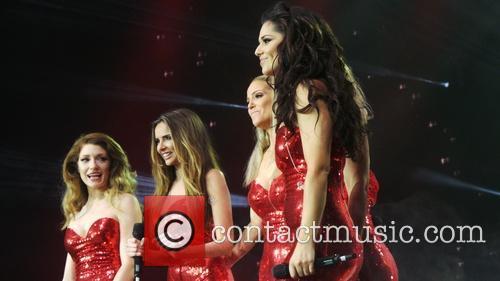 Nicola Roberts, Nadine Coyle, Cheryl Cole and Sarah Harding 5