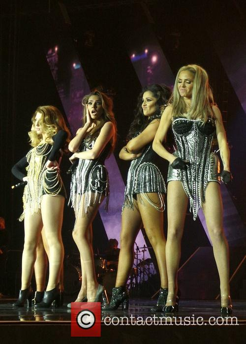 Nicola Roberts, Nadine Coyle, Cheryl Cole and Sarah Harding 6