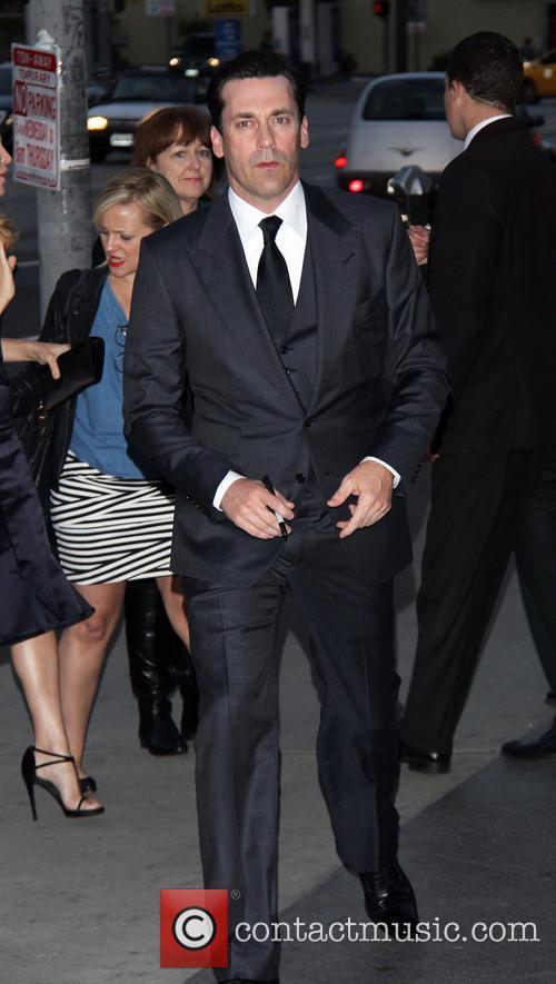 """AMC's """"Mad Men"""" - Season 6 Premiere - Outside Arrivals"""