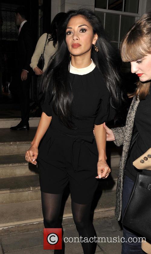 Nicole Scherzinger Quits X Factor