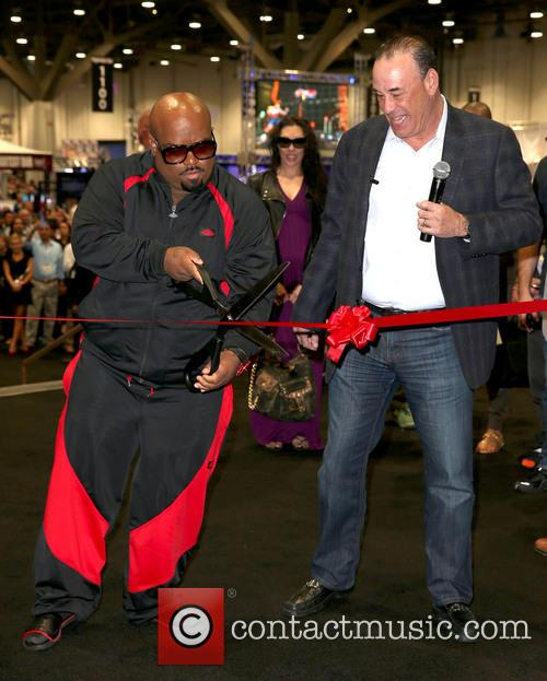 Cee Lo Green and Jon Taffer 9