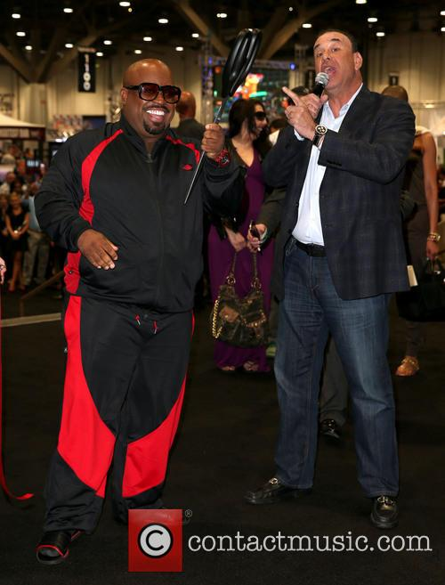 Cee Lo Green and Jon Taffer 11