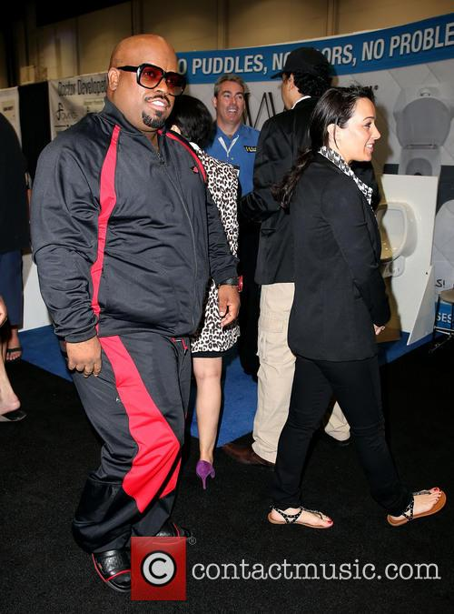 cee lo green nightclub and bar convention 3566557