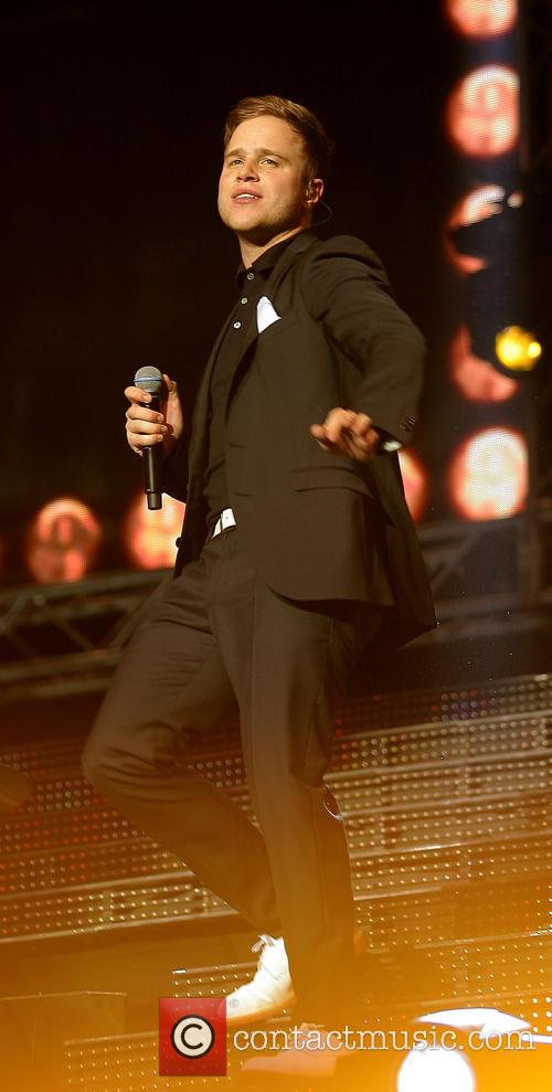 Olly Murs In Concert