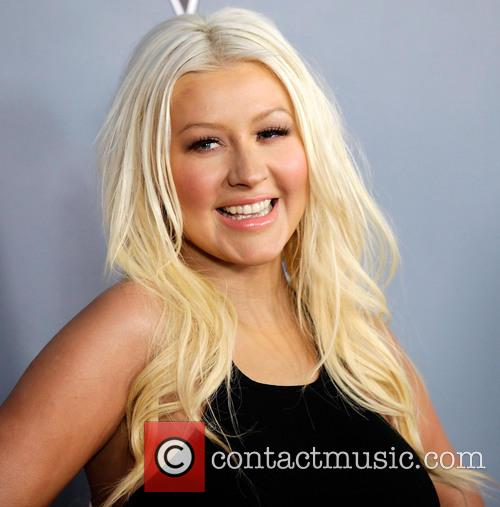 christina aguilera screening of nbcs the voice 3567492