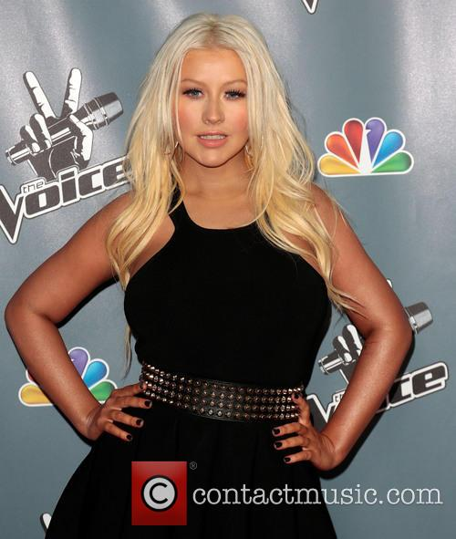 Christina Aguilera 21