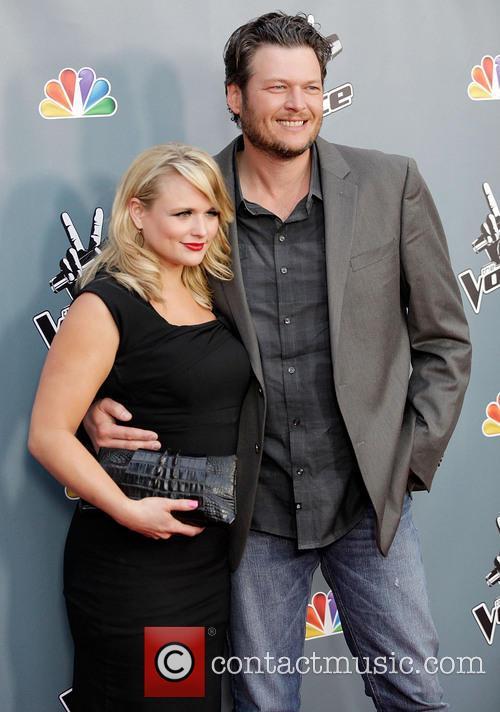 Miranda Lambert and Blake Shelton 3