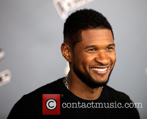 usher screening of nbcs the voice season 3567429