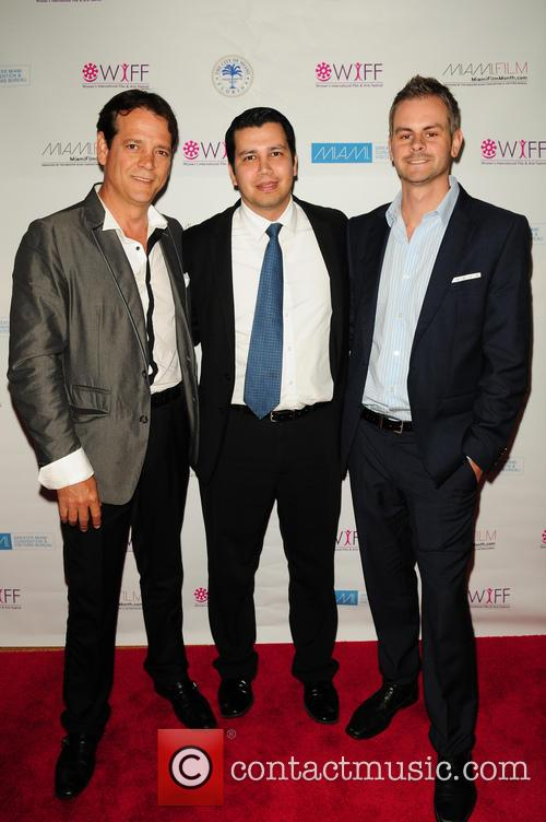 Carlos Garin, Jose Yacaman and Justin Shane 2