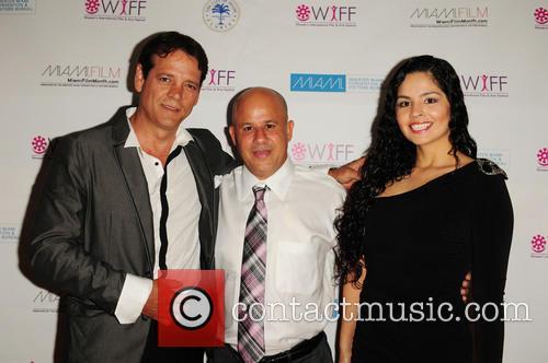 Ernesto Acanda, Carlos Garin and Sara Nunez 3