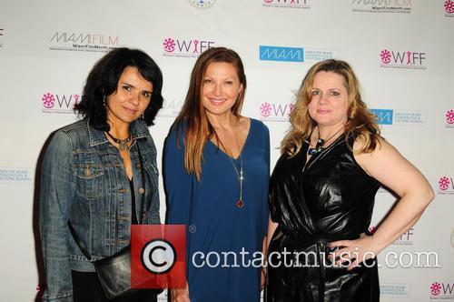 Ilaria Borrelli, Lilliana Komorowska and Jennie Walker 1
