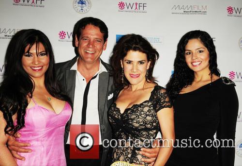 Roxy Montenegro, Carlos Garin, Rosalinda Rodriguez and Sara Nunez 3