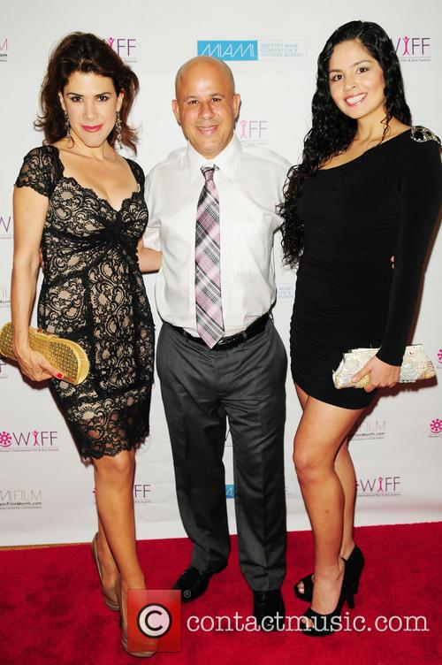 Roxy Montenegro, Ernesto Acanda and Sara Nunez 2