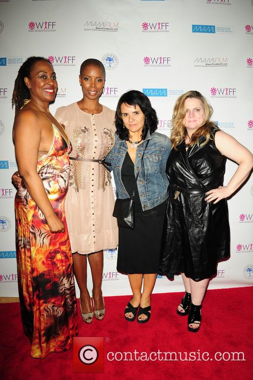Sidra Smith, Yvonne Mccormack Lyons, Jennie Walker and Ilaria Borrelli 3