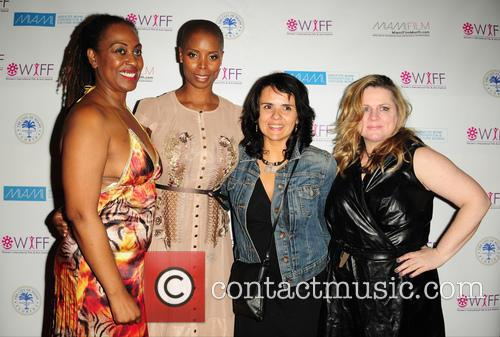 Sidra Smith, Yvonne Mccormack Lyons, Jennie Walker and Ilaria Borrelli 7
