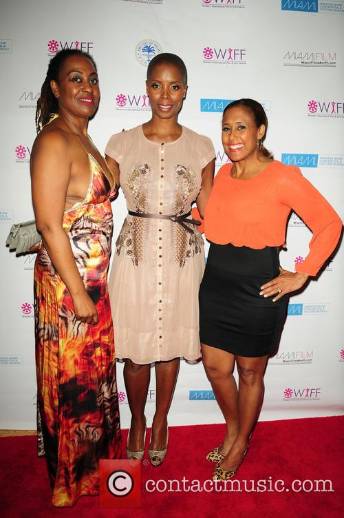 Sidra Smith, Yvonne Mccormack Lyons and Nikki 5