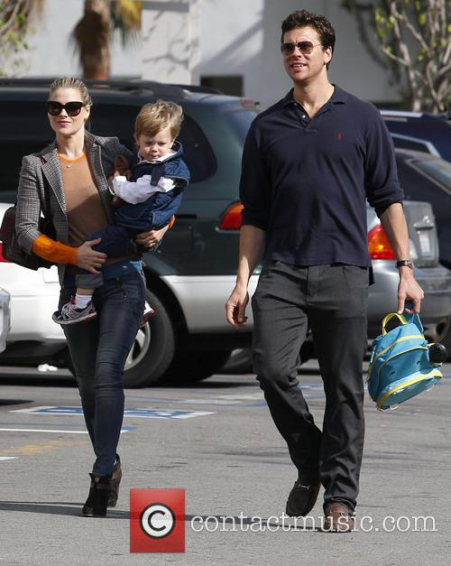 Ali Larter and Hayes MacArthur 12