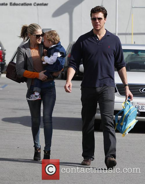 Ali Larter and Hayes MacArthur 16
