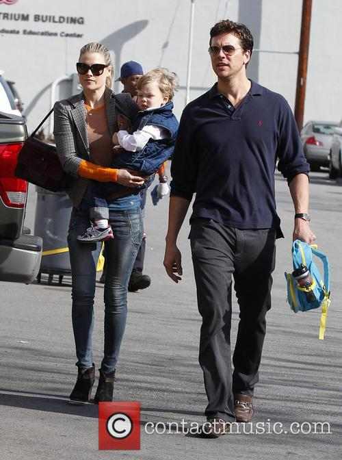Ali Larter and Hayes MacArthur 17