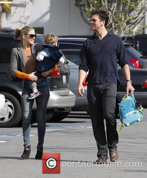 Ali Larter and Hayes MacArthur 18