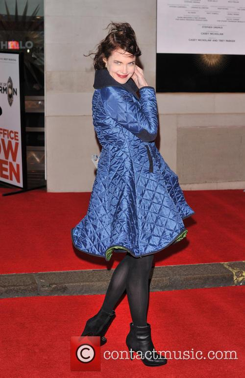 elizabeth mcgovern the book of mormon opening 3568377
