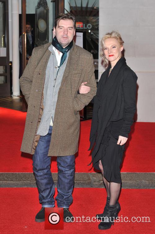 Brendan Coyle and Joy Harrison 1