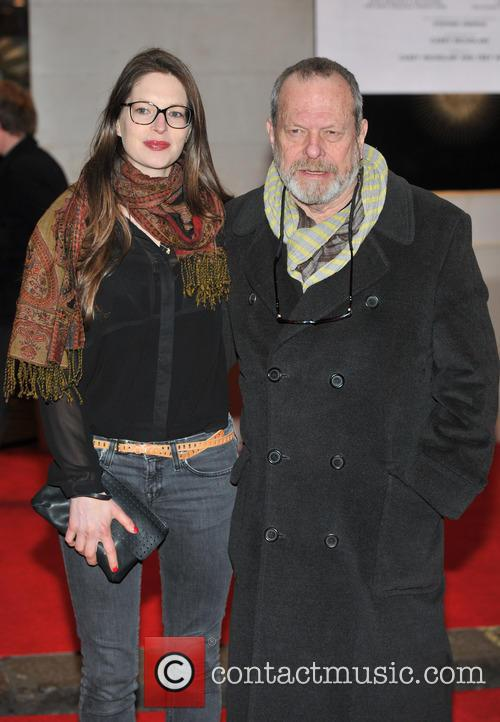 Terry Gilliam and Guest 2