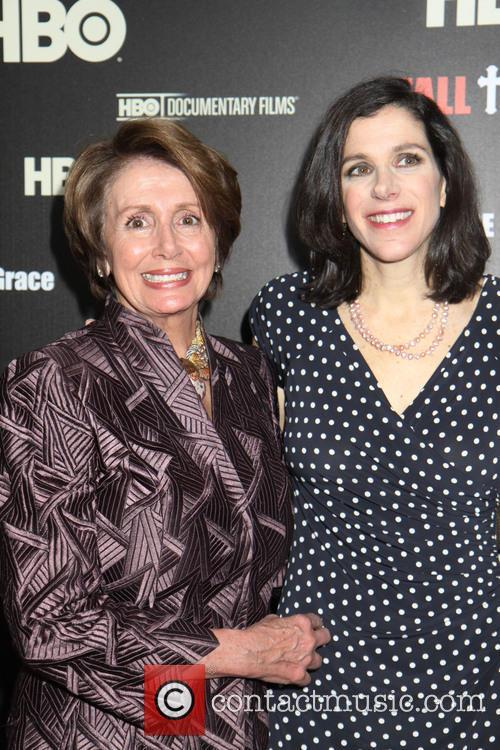 Nancy Pelosi and Alexandra Pelosi 3