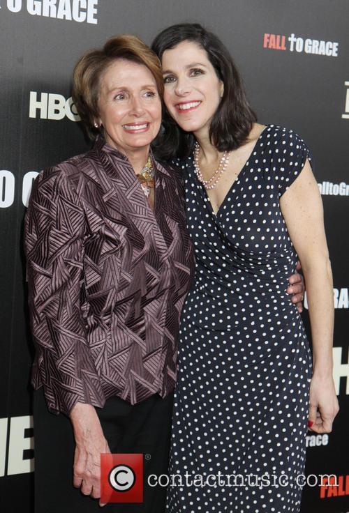 Nancy Pelosi and Alexandra Pelosi 6