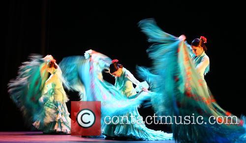 Photocall for the Ballet: Flamenco de Andalucia