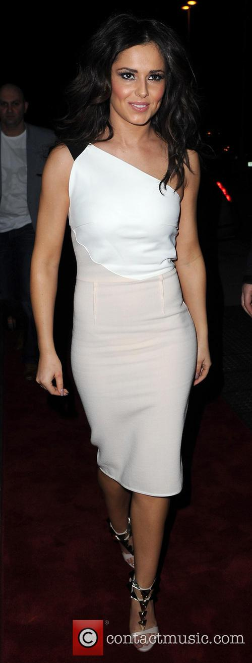 Cheryl Cole, Girls Aloud End of Tour Party