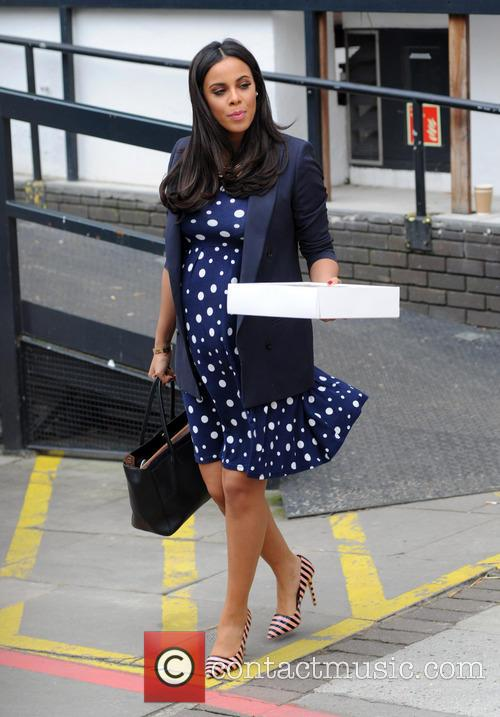The Saturdays, Rochelle Humes and Rochelle Wiseman 8