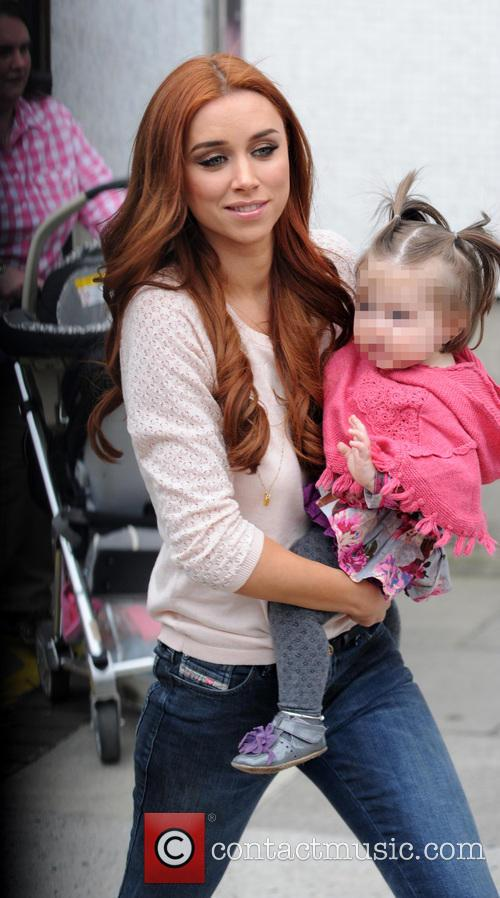 The Saturdays, Una Healy and Aoife Belle Foden 3