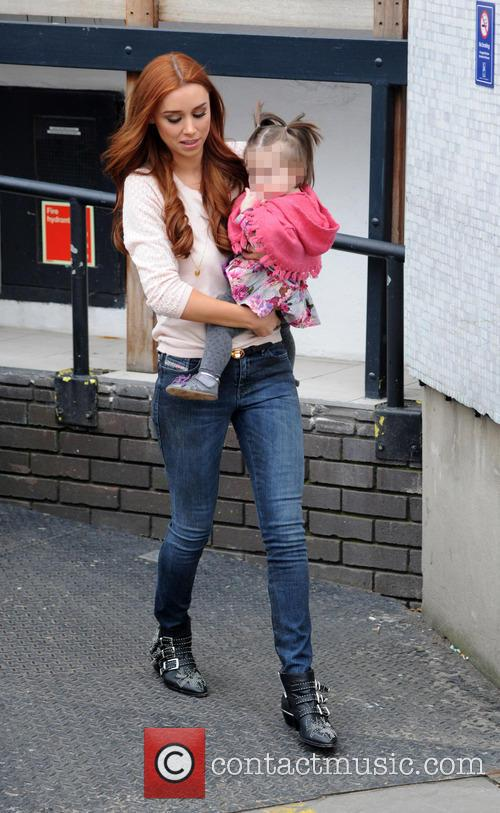 The Saturdays, Una Healy and Aoife Belle Foden 6