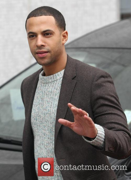 JLS, Marvin Humes