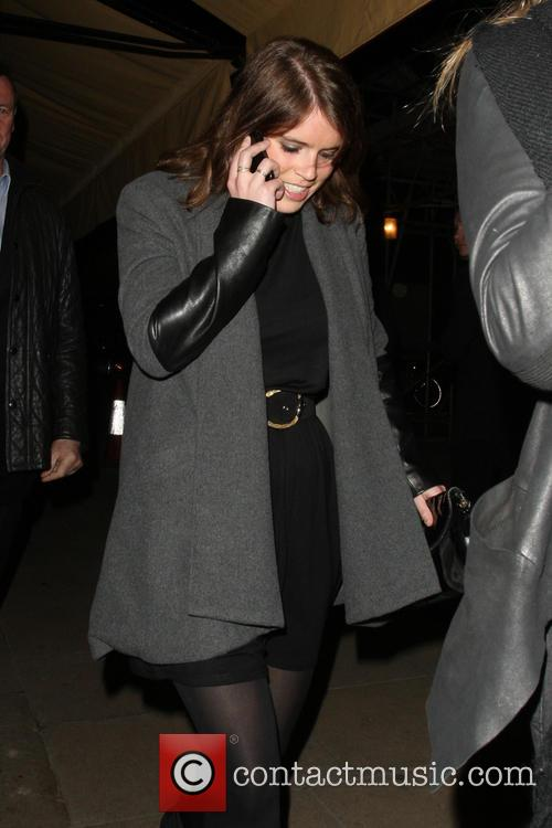 Princess Eugenie At Loulou's