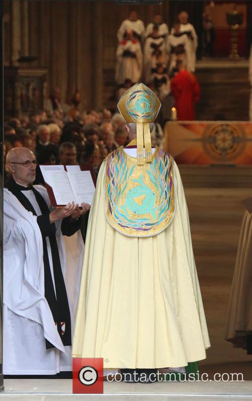 New Archbishop of Canterbury Justin Welby