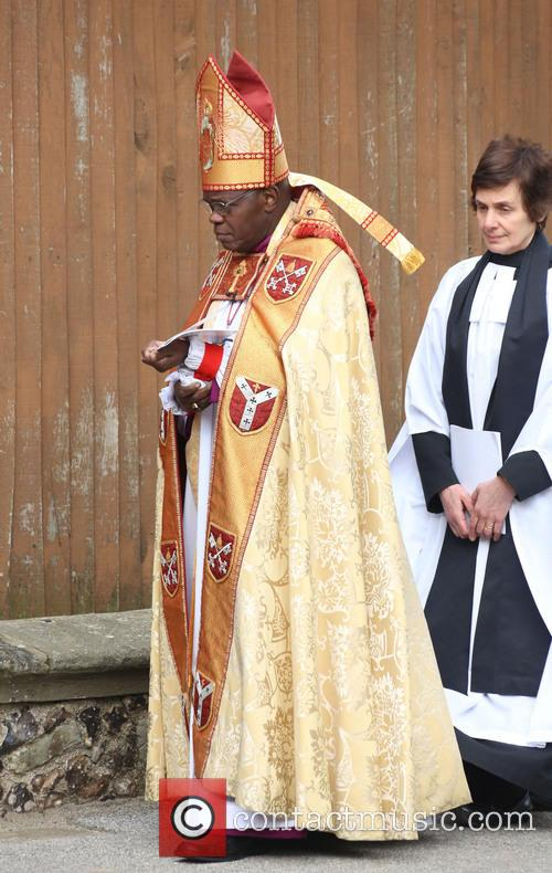 Archbishop Of York and Canterbury 2