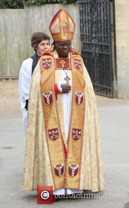 Archbishop Of York and Canterbury 3