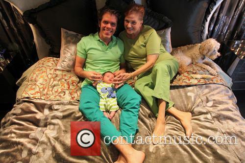 Perez Hilton and Teresita Lavandeira 2