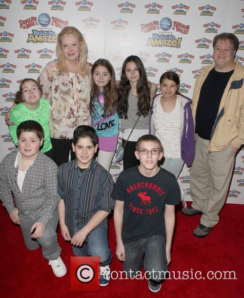 Cathy Moriarty and And Family 2