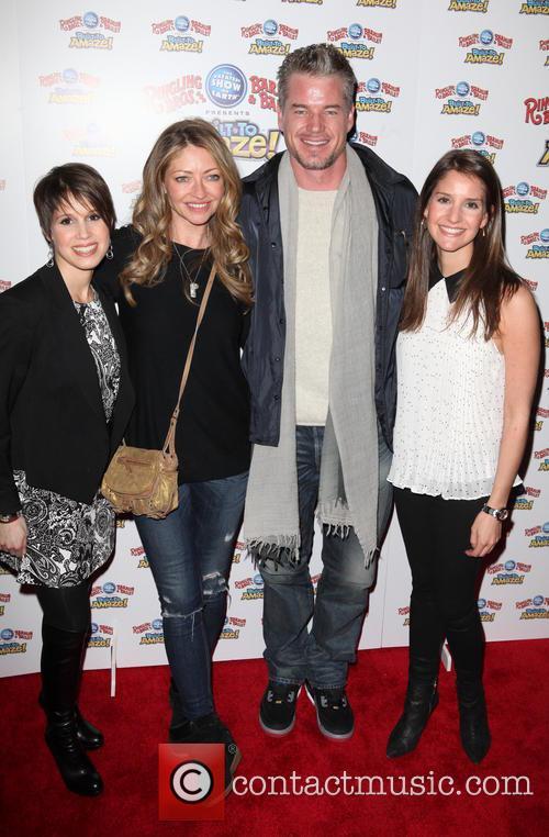 Nicole Feld, Rebecca Gayheart, Eric Dane and Alana Feld 2