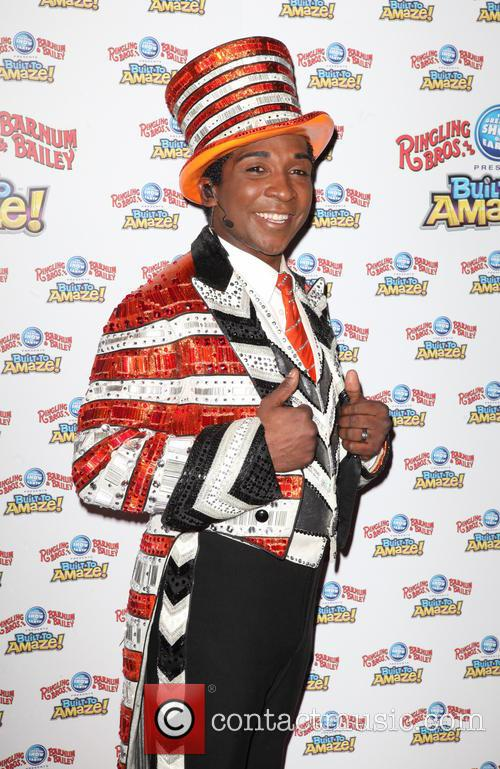 Ringmaster and Andre Mcclain 1